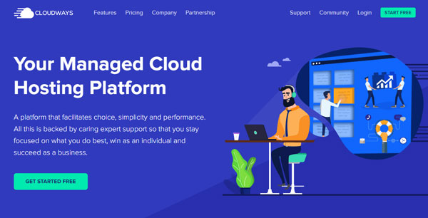 Cloudways cheap digitalocean alternatives 2019